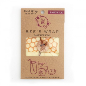 Bee's Wrap - Emballage sandwich