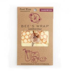 Bee's Wrap - Emballage sandwich - Original