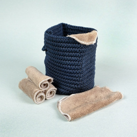 5 Lingettes lavables - Néobulle