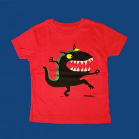 Coton BIO - T-shirt Princesse Guerrière - Josette la Chouette