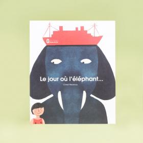 Album Le Jour où l'éléphant - Georges
