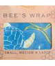 Bee's Wrap - Assortiment de 3 emballages